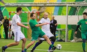 Skirtingų profesijų futbolo mėgėjus sukvies tradicinis LFF turnyras