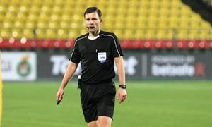 Lietuviai teisėjaus UEFA Europos lygos šešioliktfinalio rungtynėse