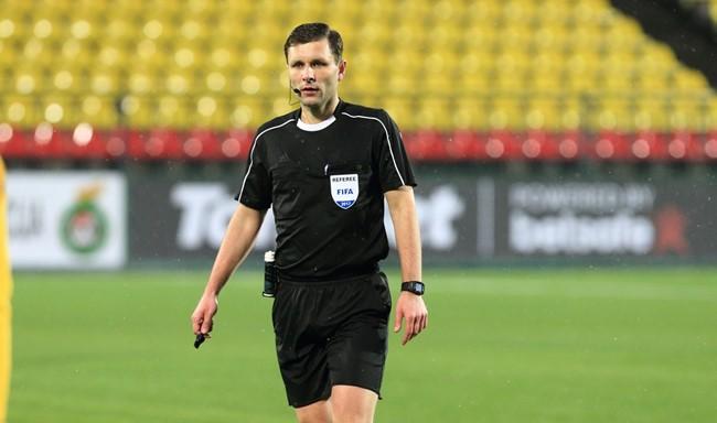 """Lietuviai paskirti teisėjauti """"Manchester United"""" namų rungtynėms"""