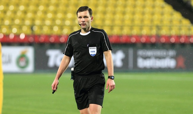"Lietuviai teisėjaus ""Man United"" ir ""Benfica"" rungtynėms"