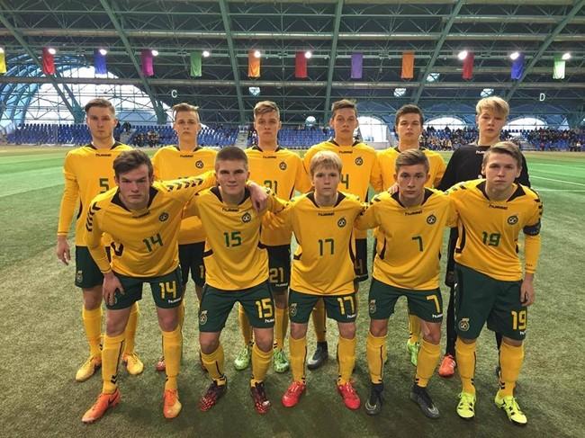 U-18 rinktinė dalyvaus V. Granatkino taurės turnyre