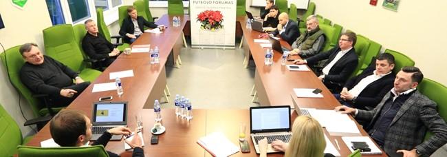 Diskusijose gilinosi į LFF narystės kriterijus