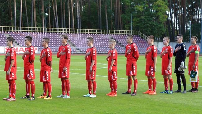 U-17 rinktinė ruošiasi turnyrui Baltarusijoje