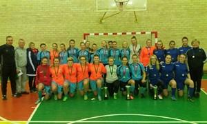 Naujametį mažojo futbolo turnyrą laimėjo jonavietės