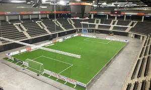 Šiaulių arena sausį vėl taps futbolo namais