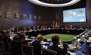 FIFA sprendimas dėl pasaulio čempionato - rudenį