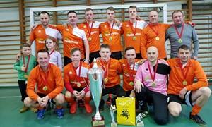 Finišavo Telšių rajono salės futbolo pirmenybės