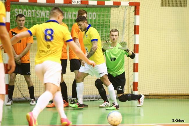 Paaiškėjo visi LFF futsal taurės dalyviai