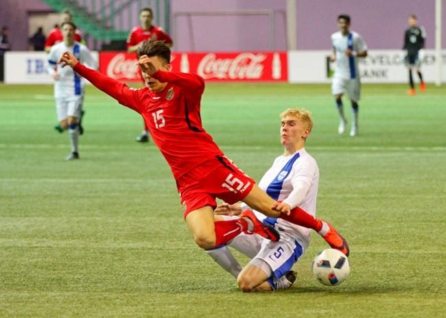 Turnyras Minske užbaigtas pergale prieš suomius