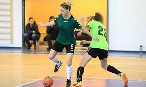 Moterų futsalo finalo ketvertas susirungs Vilniuje