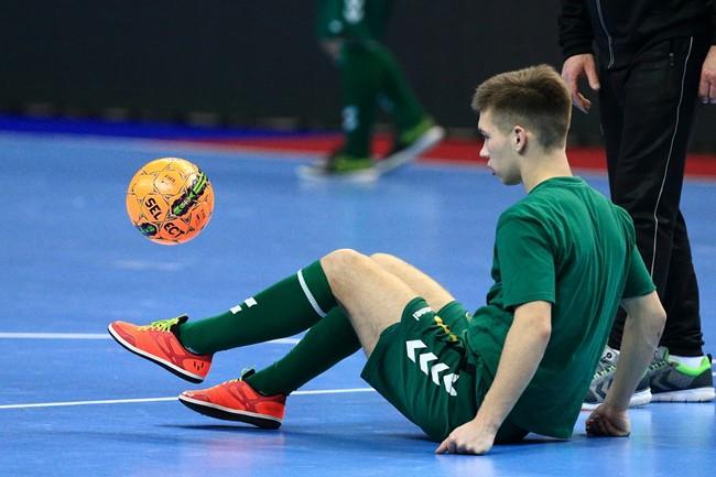 Tyrimas: Futsalo pratybos naudingos jaunų žaidėjų ugdymui