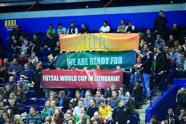 Where Will The World Cup Be In 2020.Fifa Futsal World Cup 2020 Trijuose Miestuose Lietuvos