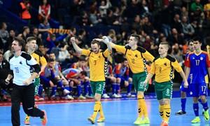 Žvilgsnis iš arčiau – futsal rinktinės varžovai Euro 2022 atrankoje