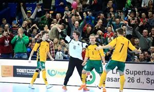 Europos čempionato atrankos burtai lietuvius suvedė su 3 komandomis