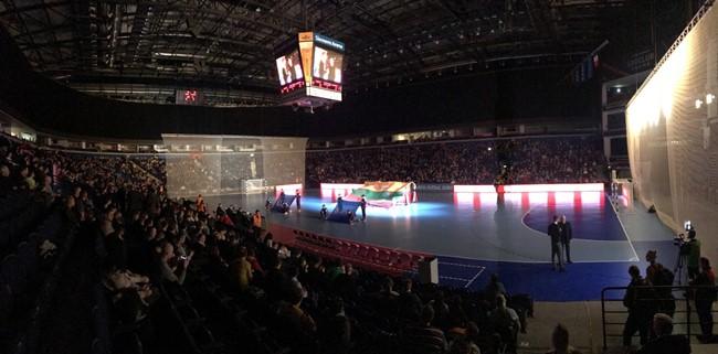 UEFA patvirtino du naujus Futsal čempionatus