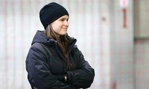 """I. Kibirkštis: """"Noriu pakeisti požiūrį į treniravimą moterų futbole"""""""