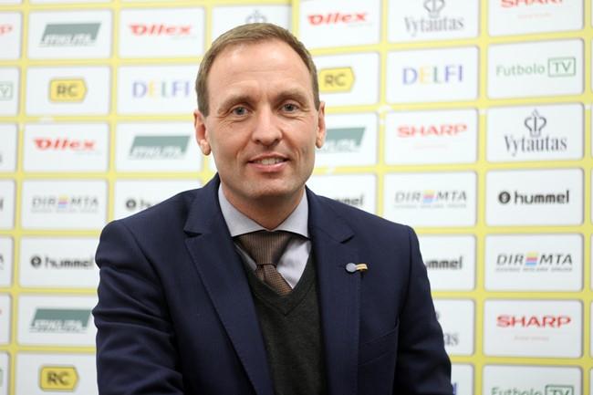 Jaunimo rinktinei vadovaus treneris iš Danijos