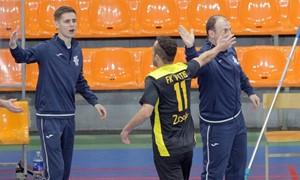 """Futsal A lygoje – įspūdinga """"Vyčio"""" pergalė"""