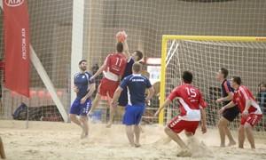 Vilniaus paplūdimio futbolo pirmenybėse – atkaklios kovos