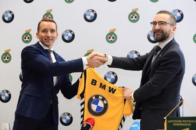 LFF pagrindiniu rėmėju tapo BMW