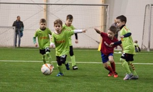 """Marijampolėje vyko tarptautinis """"Ginalas CUP 2017"""" vaikų turnyras"""