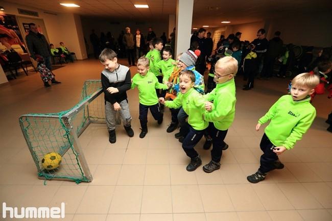 Į Futsal taurės finalą - nemokamai organizuotoms grupėms