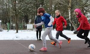 """Kačerginėje vyko turnyras """"Futbolas mūsų širdyse"""""""