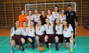 Finišavo UAFA merginų salės futbolo pirmenybės
