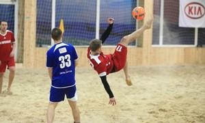 Vilniaus paplūdimio futbolo turnyre praūžė trečiasis turas
