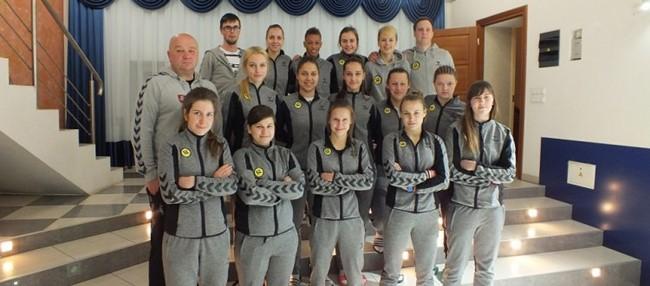 Lietuvos čempionės išvyko į turnyrą Baltarusijoje