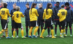 Lietuvos ir Baltarusijos čempionės sužaidė lygiosiomis