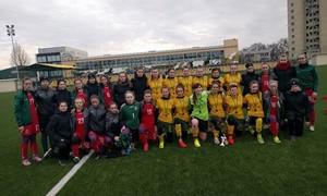LMFA Žiemos turnyro finiše – Šiaulių SG-FA bronza
