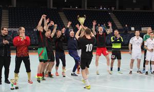 Panevėžyje įvyko finalinis mėgėjų lygos turnyras