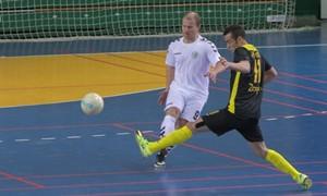 """Futsal A lygos lyderių akistatoje triumfavo """"Vytis"""""""