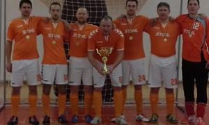 """""""Pažanga Winter CUP 2017"""" turnyre triumfavo STIHL komanda"""