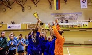 Moterų salės futbolo čempionate žais 12 komandų
