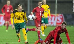Testas Čekijoje: po skirtingų kėlinių pralaimėta