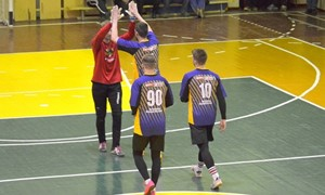 "Futsal taurės finale susitiks ""Vikingai"" ir ""Vytis"""