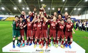 Lietuvos sostinėje – itališka fiesta