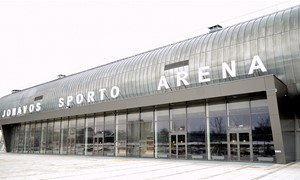 Futsal taurės finalo dvikova - Jonavos arenoje