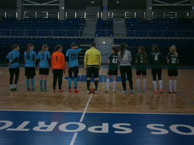 Jonavietės triumfavo merginų mažojo futbolo varžybose