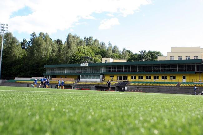 Siūlome atlikti praktiką futbolo veikloje