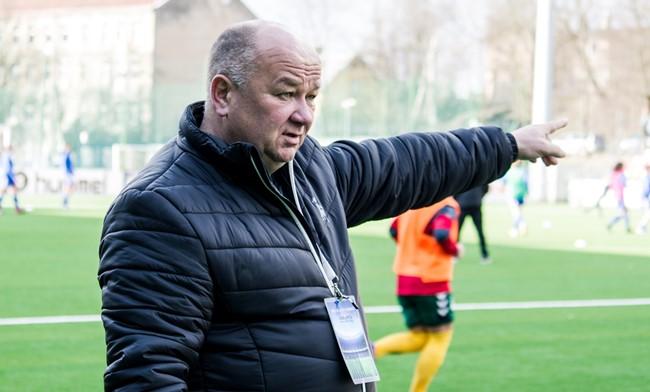 """R. Viktoravičius: """"Traumos gynėjoms paveikė žaidimą"""""""