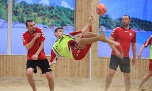 Vilniaus paplūdimio futbolo pirmenybėse aiškios finalų dalyvės