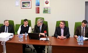 Žiniasklaidai pristatė raportą dėl gerosios valdymo praktikos