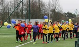 Penktadienį startuoja Moterų I lygos varžybos