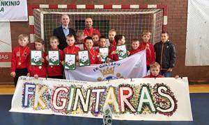 Triumfavo Panevėžio, Palangos ir Vilniaus vaikų komandos