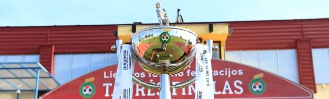 LFF taurės pusfinalio burtų traukimas – rugpjūčio 30 d.