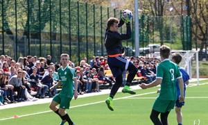 Vilniaus gimnazistų čempionatas finišavo baudinių serija