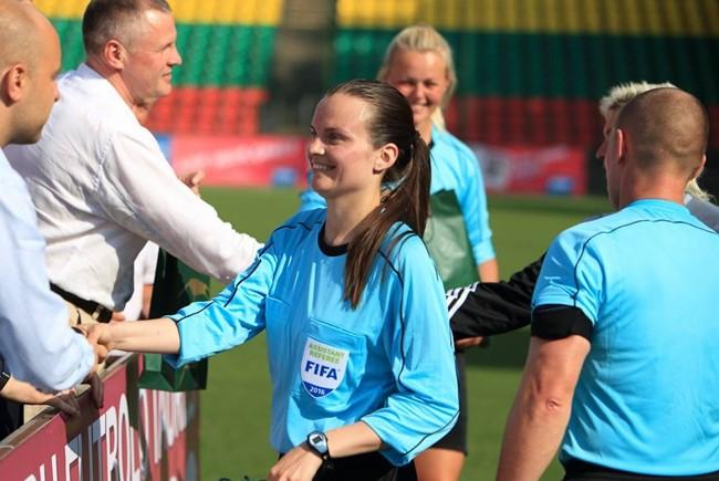 Teisėjaus merginų čempionato finalui